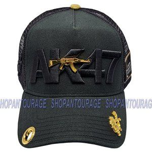 Red Monkey AK47 RM1311 Nre Trucker hat